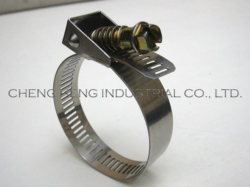 Quick Release Hose Clamp
