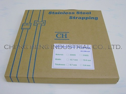 Stainless Steel Starpping